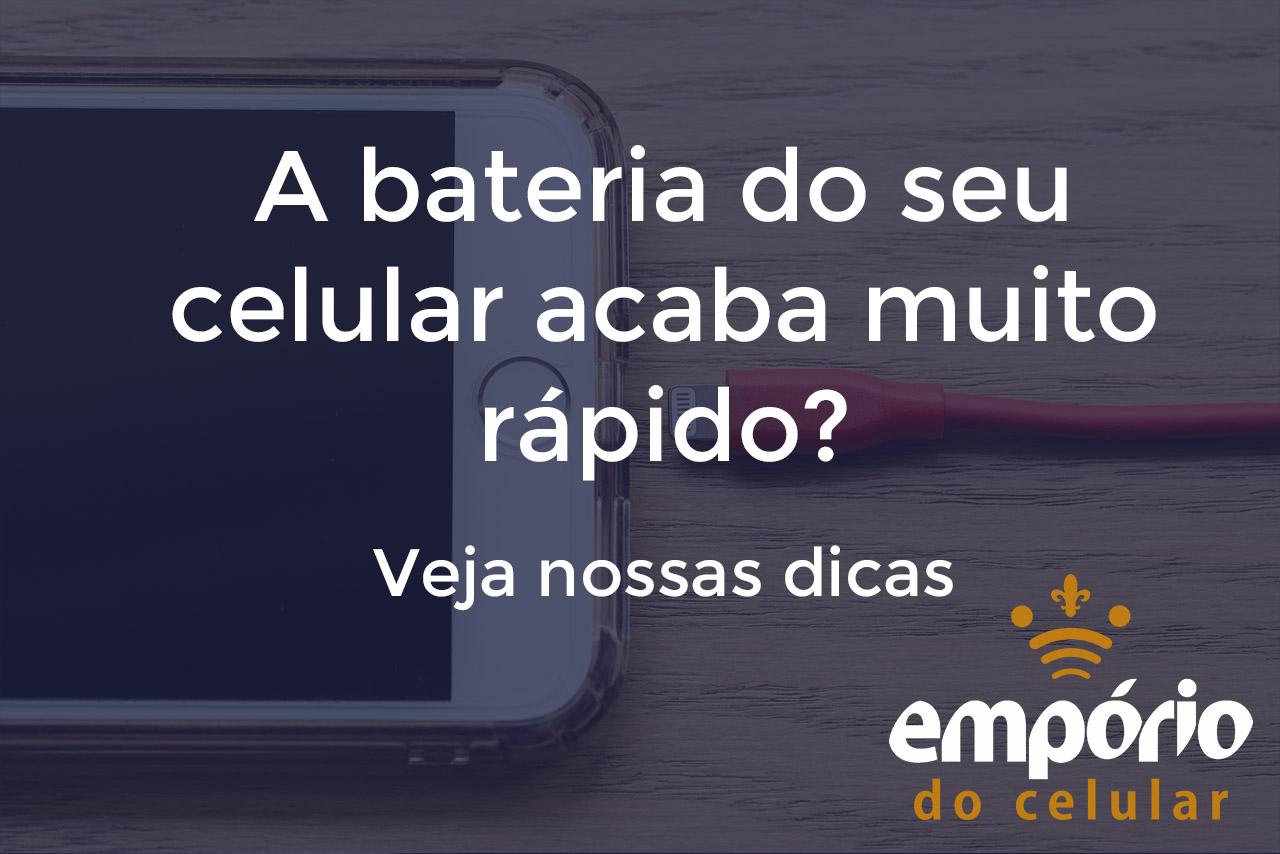 Capa2  - 7 dicas para a bateria do celular durar mais tempo