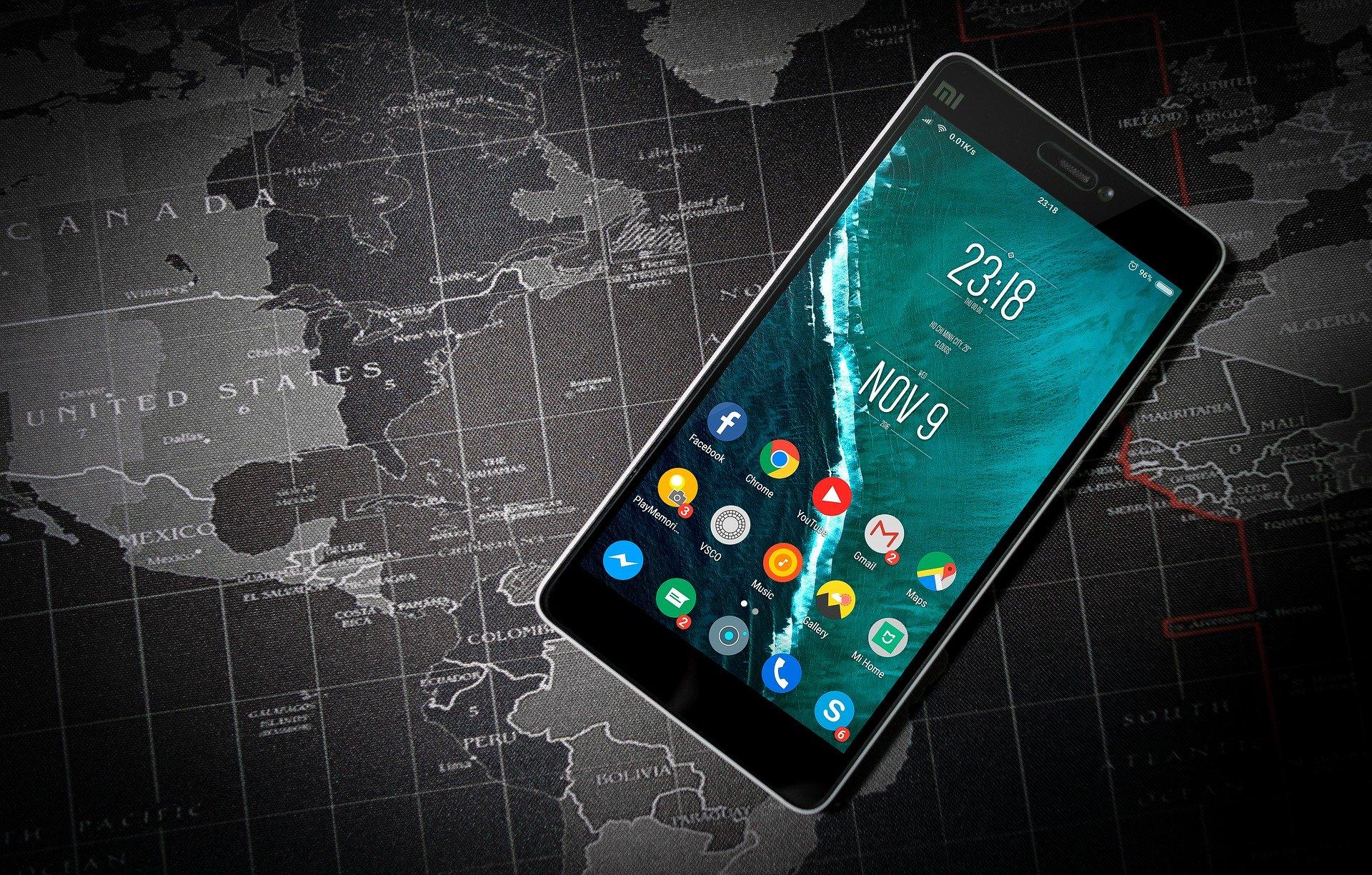 android 1869510 1920 - Como encontrar um celular perdido