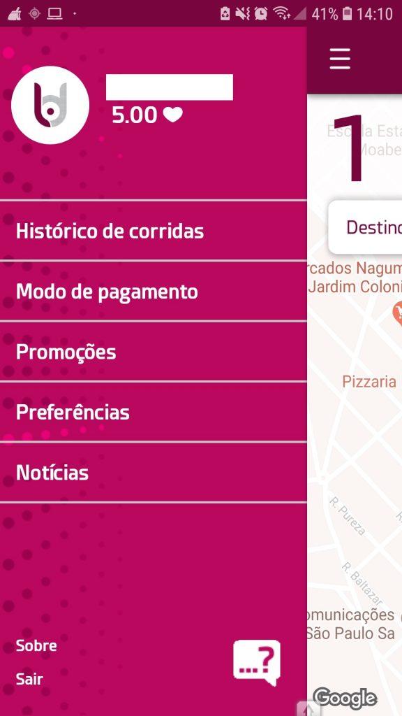 Screenshot 20190121 141001 Lady Driver 576x1024 - 8 apps de mobilidade pra você não se perder