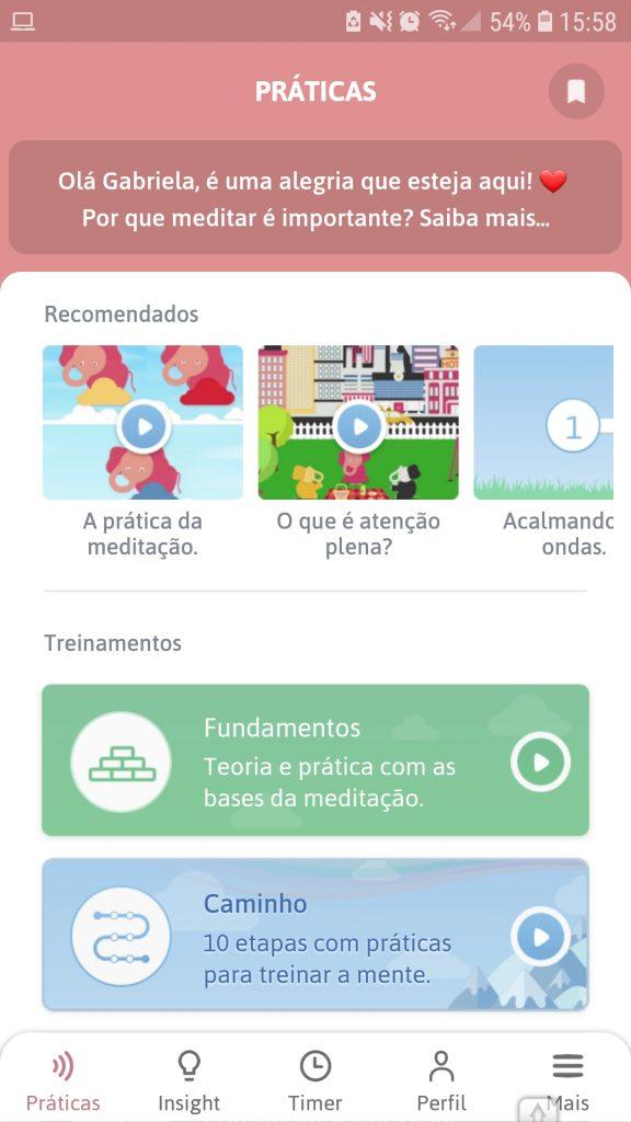 Screenshot 20190205 155822 Lojong 576x1024 - Apps pra fazer exercícios físicos e meditar de graça