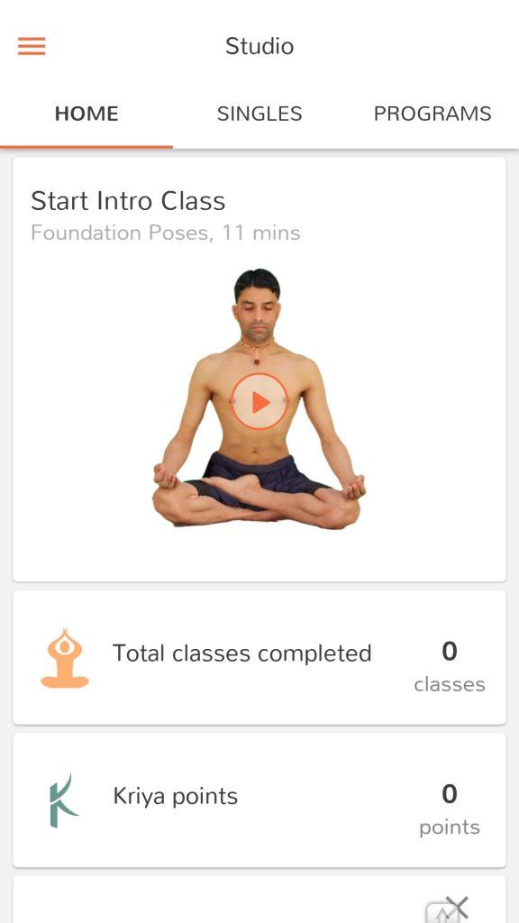 Screenshot 20190205 155837 Track Yoga 576x1024 - Apps pra fazer exercícios físicos e meditar de graça