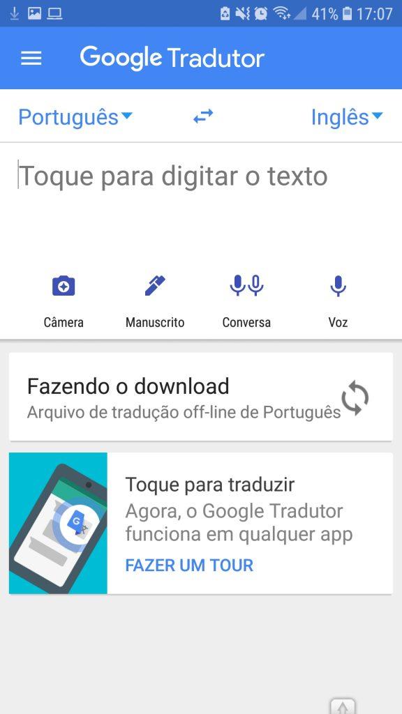 Screenshot 20190205 170735 Translate 576x1024 - Os 5 melhores aplicativos gratuitos para aprender um novo idioma