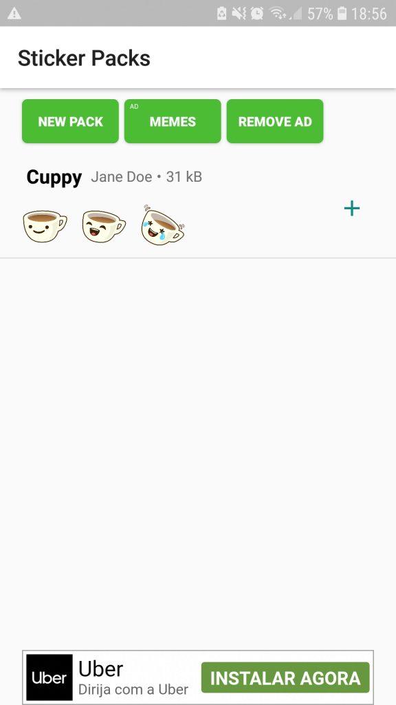 Screenshot 20190319 185643 Sticker Creator 576x1024 - Como fazer figurinha para Whatsapp