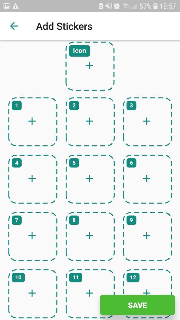 Screenshot 20190319 185707 Sticker Creator 576x1024 - Como fazer figurinha para Whatsapp