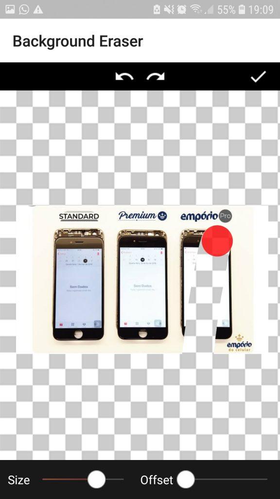 Screenshot 20190319 190934 Sticker Creator 576x1024 - Como fazer figurinha para Whatsapp