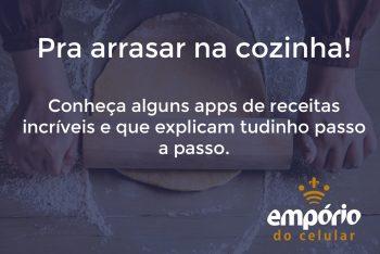 receitas 350x234 - Os 7 melhores apps de culinária