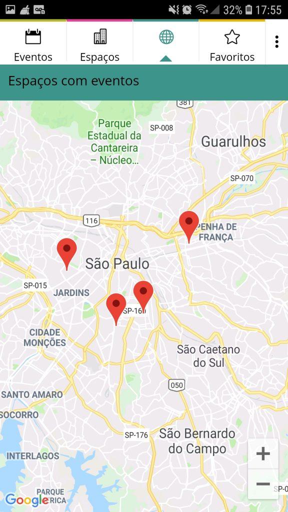 Screenshot 20190509 175540 Mapas Culturais 576x1024 - Os 6 apps que te ajudam a planejar o fim de semana