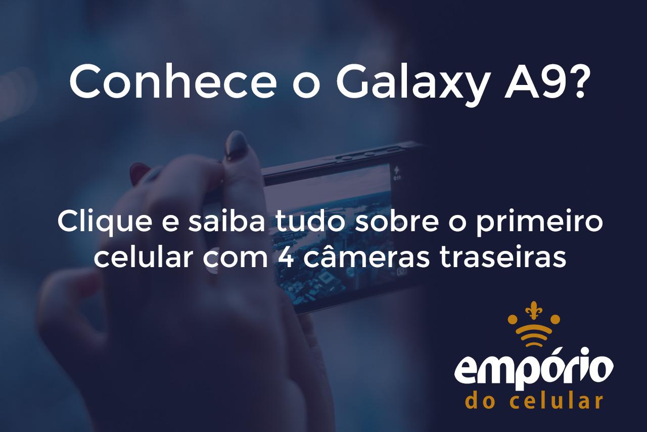 capa a9 - Tudo que você precisa saber sobre o Samsung Galaxy A9