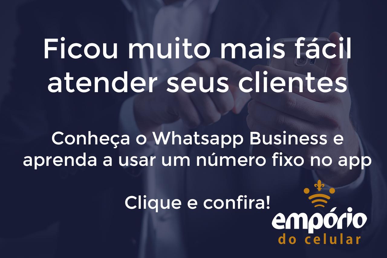 wpp - Como usar o Whatsapp com telefone fixo: Conheça o Whatsapp Business