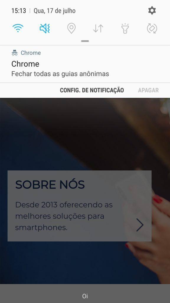 Screenshot 20190717 151303 Chrome 576x1024 - Pra que serve o modo anônimo do Chrome e como usá-lo