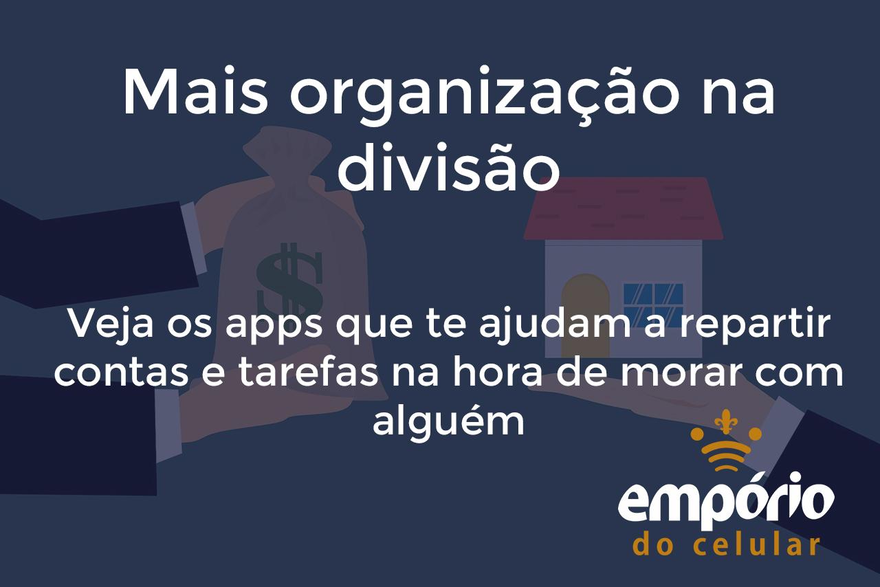 casa - 4 apps que ajudam na divisão de contas