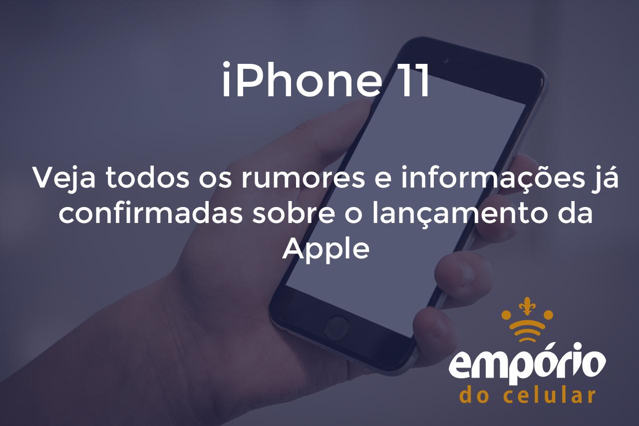 iphone - Tudo o que já sabemos sobre o iPhone XI