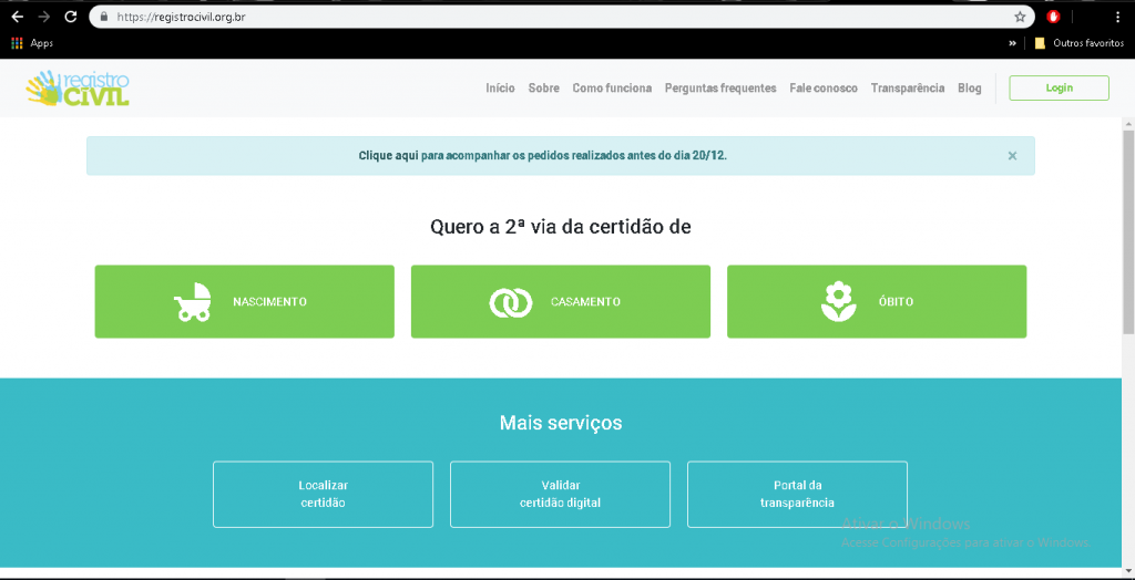 registro 1024x524 - Como tirar documentos na internet