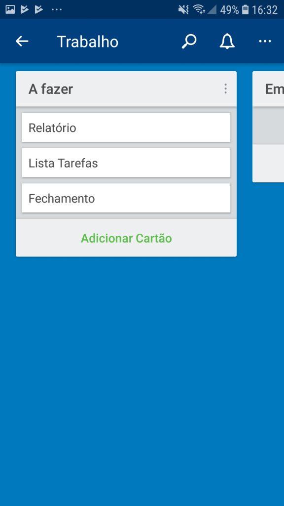 Screenshot 20190904 163217 Trello 576x1024 - Os melhores apps para aumentar sua produtividade
