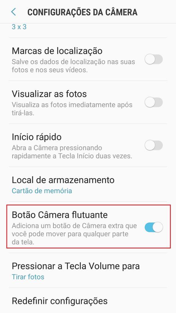 botao 576x1024 - Funções escondidas na câmera Android