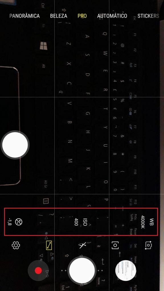 iso 576x1024 - Funções escondidas na câmera Android