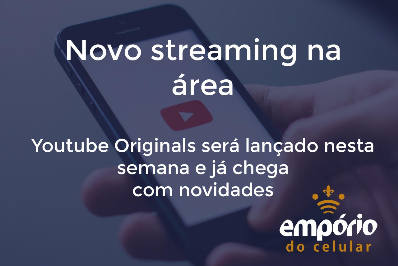 you originals - Youtube vai lançar séries próprias no Brasil