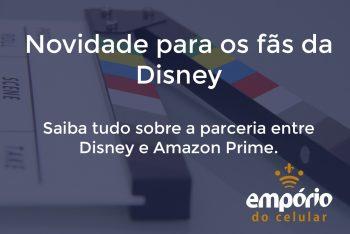 disney 350x234 - Disney fecha parceria com Amazon até setembro de 2020