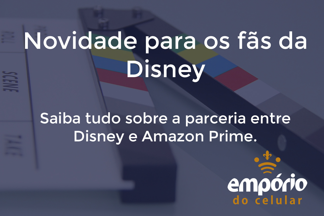 disney - Disney fecha parceria com Amazon até setembro de 2020