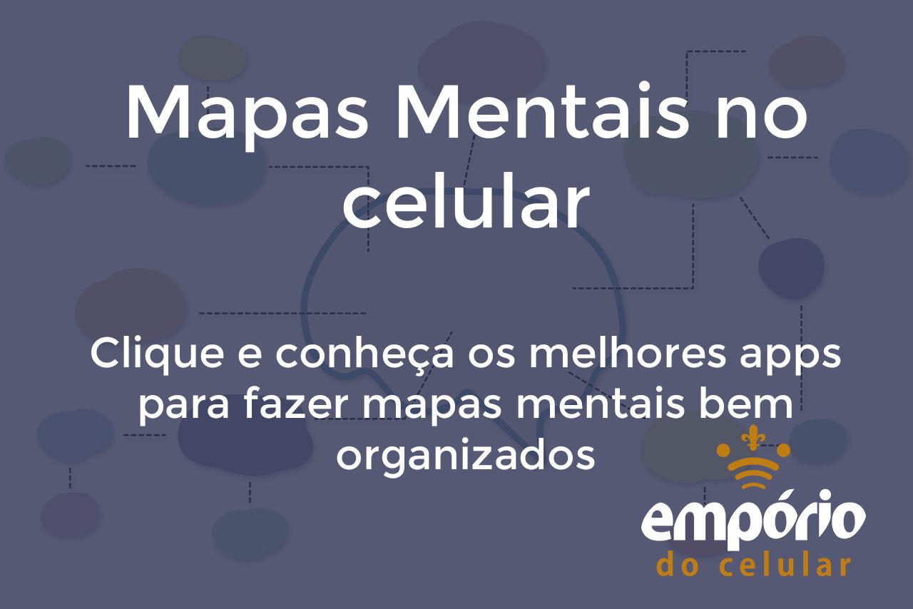 mapa mental - Os 5 melhores apps de Mapa Mental