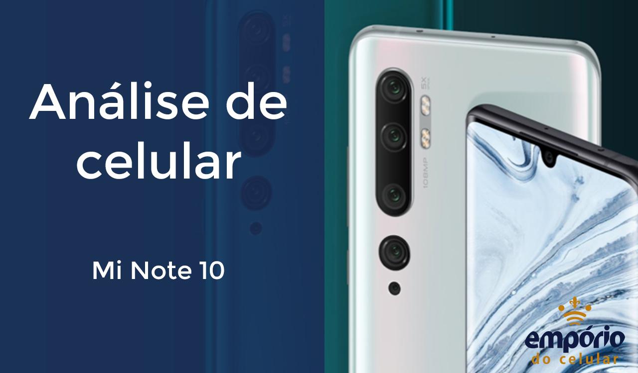 mi note 10 fb - Mi Note 10 tem 5 câmeras e sensor de 108Mp