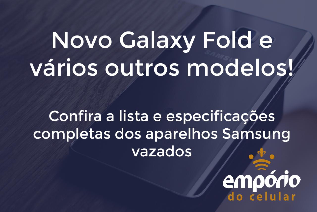 Samsung 2020 - Lançamentos Samsung 2020: Todas as informações vazadas