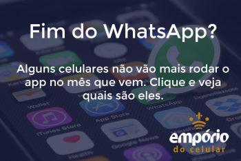 wpp 350x234 - Fim do WhatsApp em celulares antigos