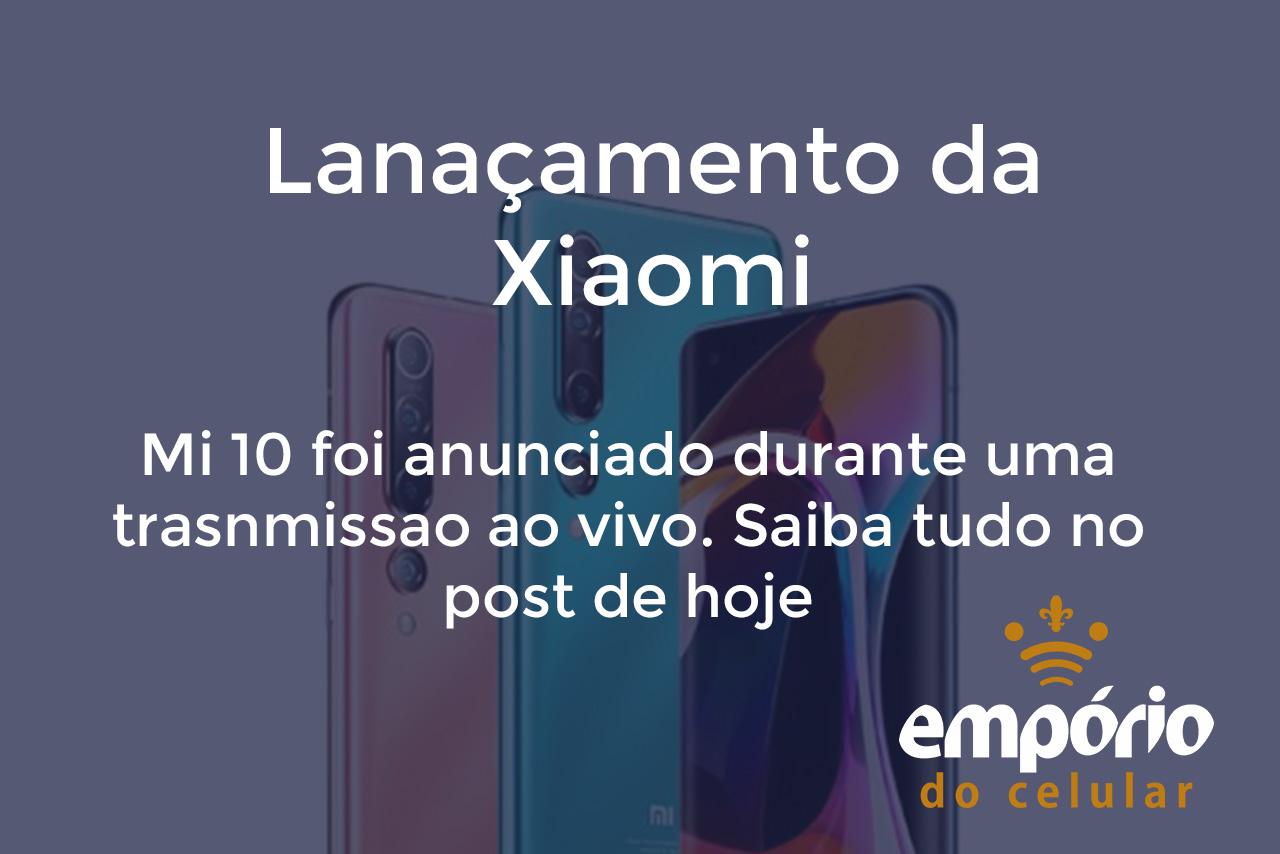mi 10 - Mi 10 e Mi 10 Pro: Saiba tudo sobre as novas apostas da Xiaomi