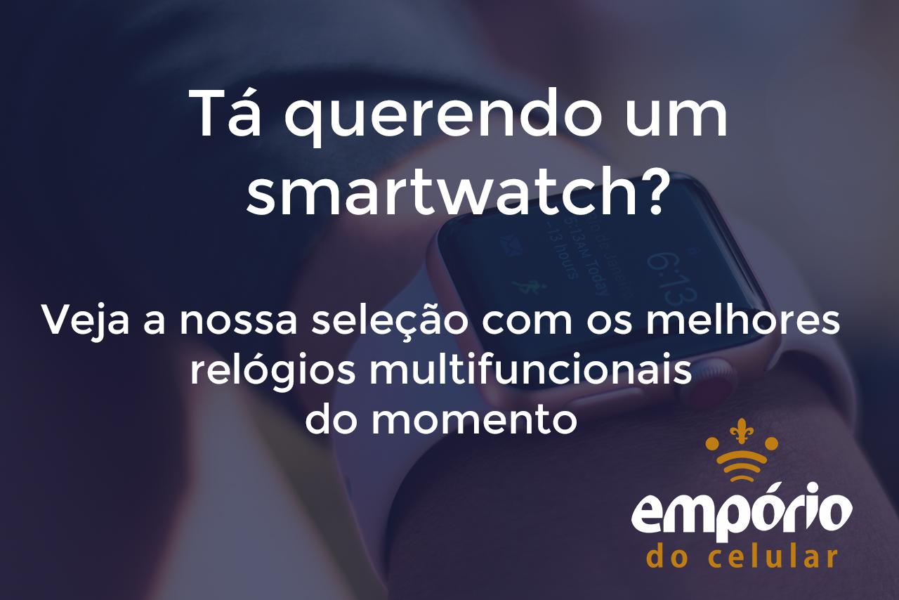 relogio - Os melhores Smartwatches para comprar em 2020