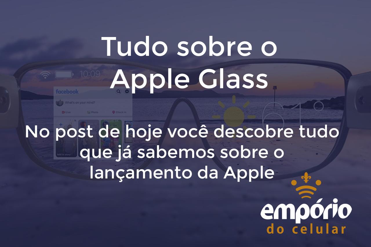 apple glass - Tudo o que já sabemos sobre o Apple Glass