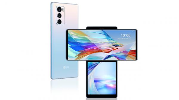 A novidade anunciada pela LG surpreendeu pela inovação no modelo do aparelho.