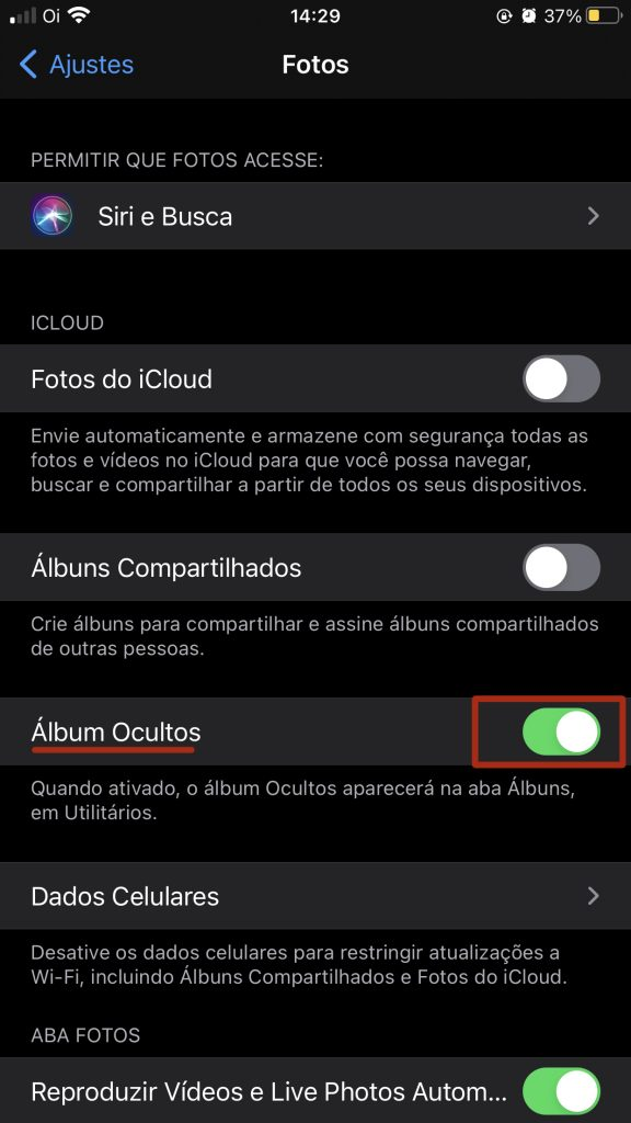 IMG 9106 576x1024 - Como esconder fotos no iPhone