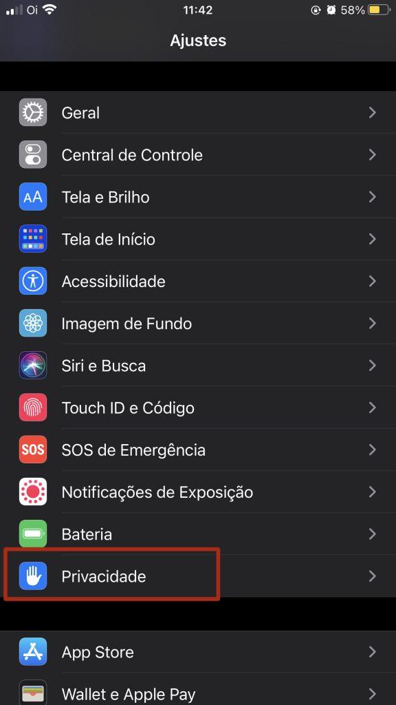 IMG 2546 576x1024 - Os principais ajustes de privacidade do iPhone