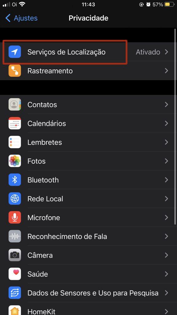 IMG 2548 576x1024 - Os principais ajustes de privacidade do iPhone