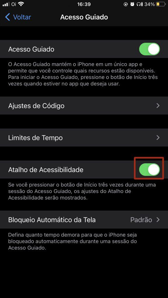 IMG 2595 576x1024 - Como utilizar o Acesso Guiado do iPhone