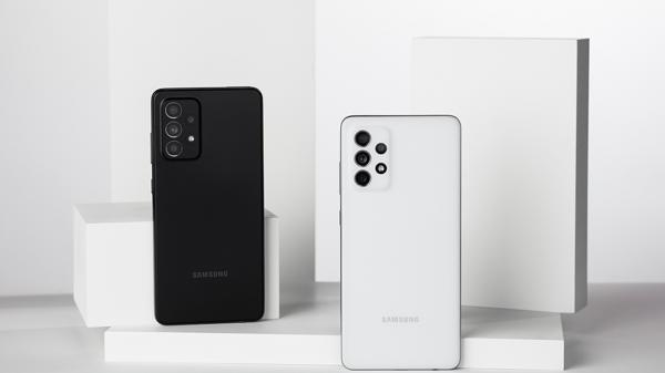 Galaxy A52 e A72 são anunciados pela Samsung