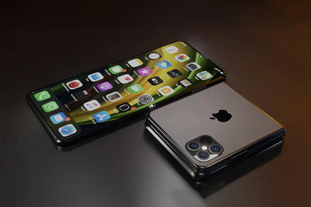iPhone dobrável: tudo o que sabemos até agora