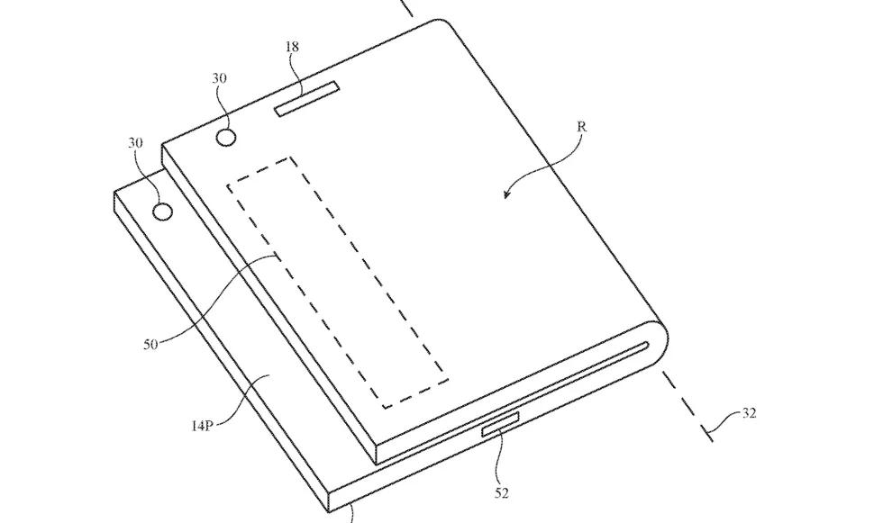 iphone patente - iPhone dobrável: tudo o que sabemos até agora