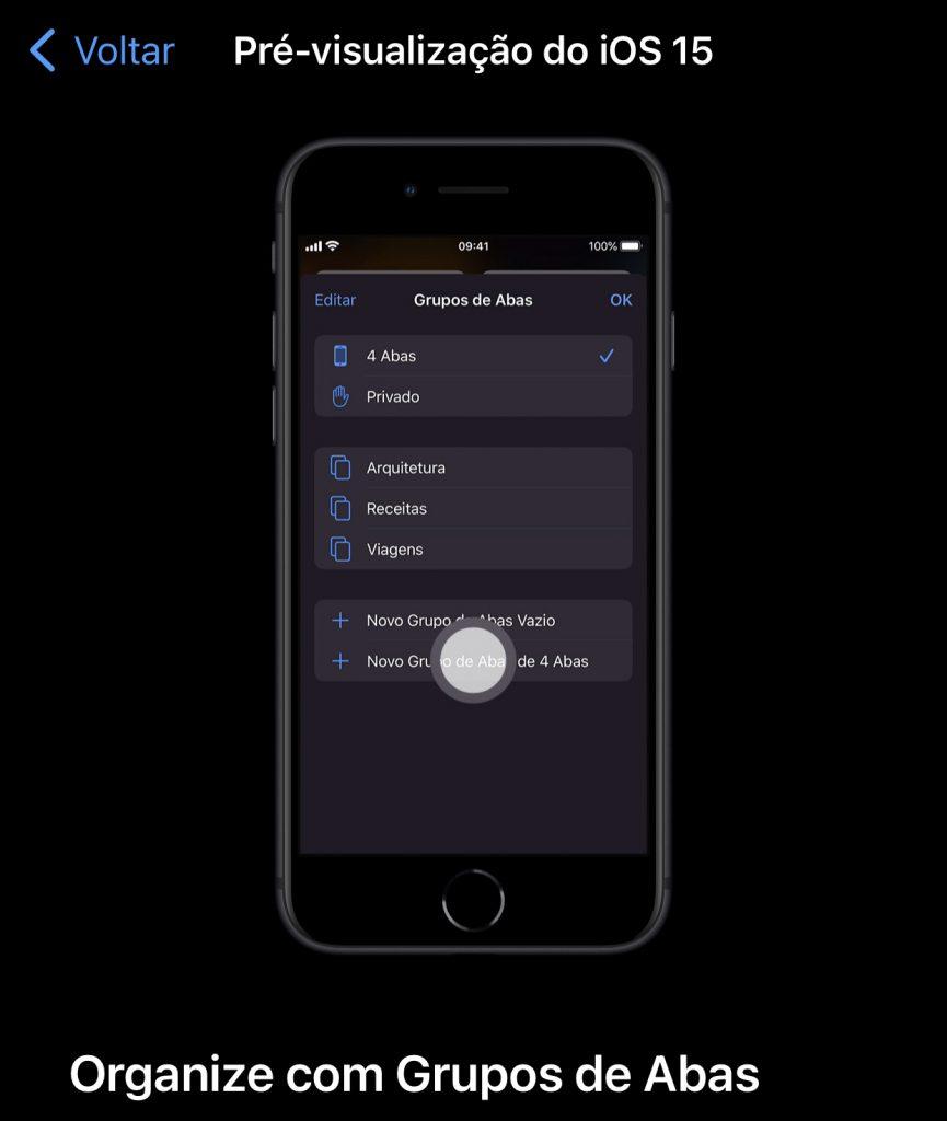 IMG 2480 865x1024 - iOS 15: Apple revela algumas novidades do sistema