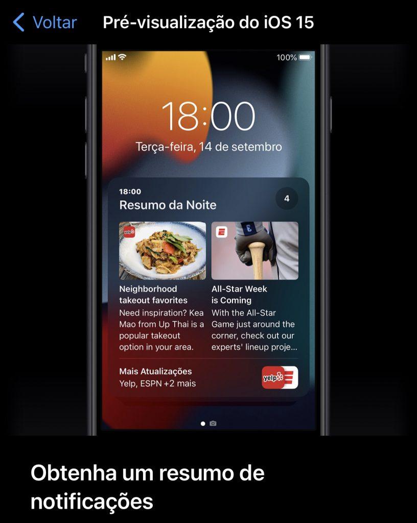 IMG 2482 816x1024 - iOS 15: Apple revela algumas novidades do sistema