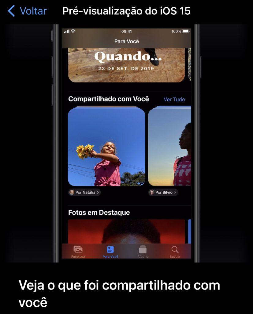 IMG 2484 827x1024 - iOS 15: Apple revela algumas novidades do sistema